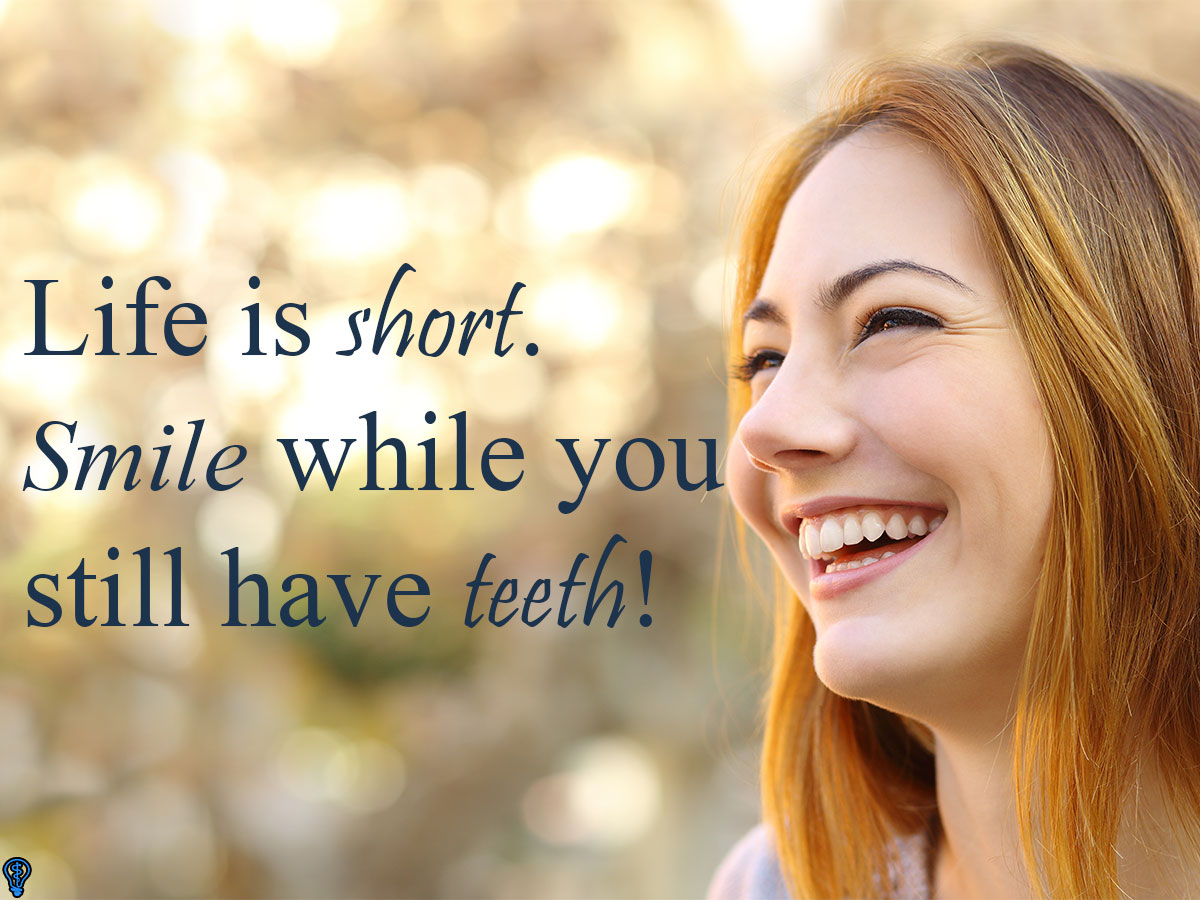 Don&#    ;t Spend Your Life With Dental Issues