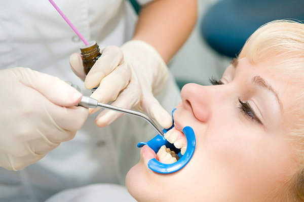 Dental Oral Surgery And Gum Recession
